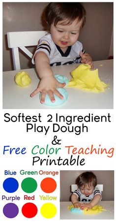 how to make playdough with cornstarch without conditioner