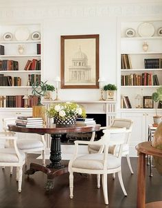 Library | Architectural Digest