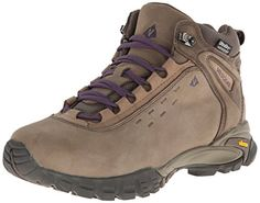 Vasque Women's Talus UltraDry Hiking Boot,Bungee Cord/Purple Plumeria,8.5 W US -- Want additional info? Click on the affiliate link Amazon.com on image.
