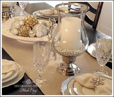 Image result for dining table settings on a budget