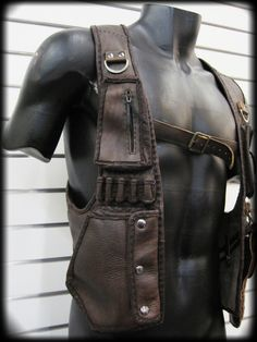 Resonating Threads Store by ahniradvanyi Leather Pouch, Leather Shoulder Bag, Thigh Bag, Steampunk Men, Festival Gear, Leather Workshop, Holsters, Leather Projects, Leather Accessories