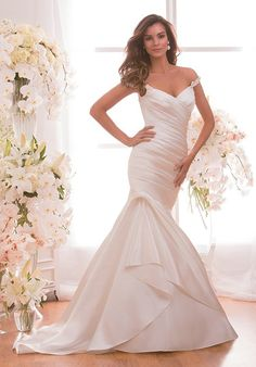 Jasmine Collection F171002 Wedding Dress - The Knot