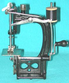 The                   Spenser model shown here was this company's most basic model.                   An additional attachment was available...