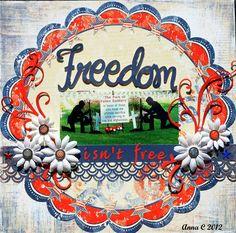 FREEDOM - Scrapbook.com