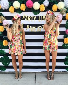 Party like a pineapple, pineapple party, 30th birthday, birthday party, show me your mumu, @krista.horton