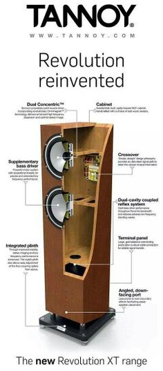 High end audio audiophile Tannoy speakers explained. Visit our state of the art showroom at 9340 W. Sahara Avenue, Suite 100, Las Vegas, NV 89117 or call us @ (702) 875-5561 if you have any audio or video related questions.