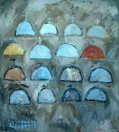 SOLD - Sine Nomine, 2005-2006 , Roberto Paulet Find Objects, Plaster, Painting & Drawing, Saatchi Art, Original Paintings, Watercolor, Art Prints, Stone, Drawings