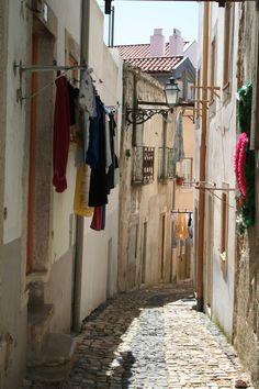 Laundry in Lisboa, by ConnyvdHvL