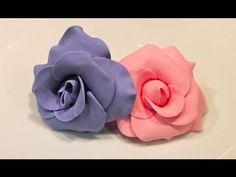 Modelar rosas