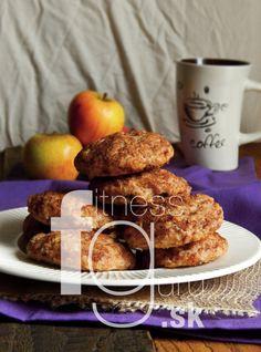 Jablkovo-tvarohové scones