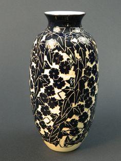 Luffa Vase