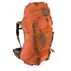 Osprey Xenon 70.  This is the pack I got for our multi week backpacking trips.