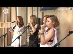 Mamamoo - Real Lady. An incredible, Moonbyul-heavy cover of the SWINGS song, taken from their appearance on Afreeca TV.