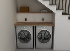 Practical Home laundry room design ideas 2018 Laundry room decor Small laundry room ideas Laundry room makeover Laundry room cabinets Laundry room shelves Laundry closet ideas Pedestals Stairs Shape Renters Boiler Ikea Laundry Room, Tiny Laundry Rooms, Basement Laundry, Laundry Room Storage, Laundry Closet, Laundry Room Design, Small Laundry, Cupboard Storage, Kitchen Storage