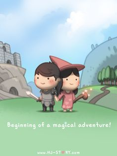 Check out the comic HJ-Story :: Adventure!