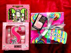 What I Got For Christmas 2015 (Beauty)