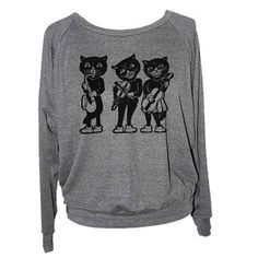 Cattrio Women's Sweat Grey, 27,50€, now featured on Fab.