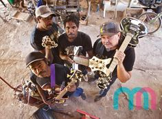 A shot from South East Desert Metal Band's photo session. Metal Bands, Photo Sessions, Photo Credit