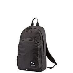 Rebel Sport - PUMA Academy Backpack Black 26 Litres