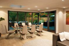 Contemporary Extensions Gallery