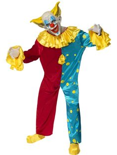 Stitches The Clown Costume | Frojos.co.uk