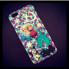 iPhone 6 Plus Case / iPhone 6s Plus Case by BedazzledBliss33