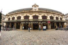 Gare de Bordeaux St. Jean
