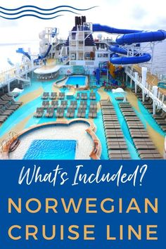 What's Included on Norwegian Cruise Line Cruise in 2020 Cruise Excursions, Cruise Destinations, Cruise Travel, Cruise Vacation, Disney Cruise, Best Cruise Lines, Best Cruise Ships, Cruise Checklist, Cruise Tips Royal Caribbean