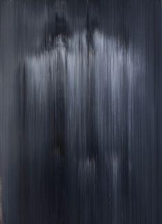 "Akihito Takuma ""Difference et Repetition/Tableau en Evolution"" Gakei Gimlet SAAS February 07- March 1, 2014 Akihito Takuma, Lines of Flight, op.406, oil on canvas, 2013 http://gakeigimlet.org/"