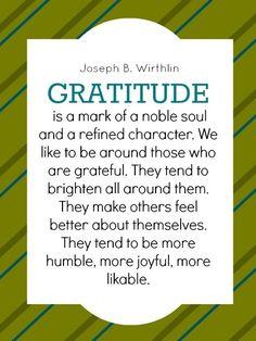 Gratitude by Ilona Mehesz
