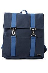 WeSC The Finkel Backpack in Dark Sapphire