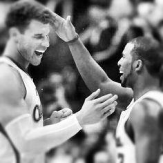Blake Griffin & Chris Paul #ClippersNation Lob City