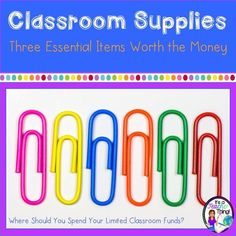 Classroom Purchases: What's Worth the Investment? - It's a Teacher Thing