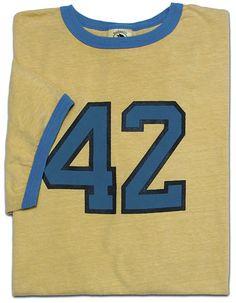 ThinkGeek :: 42 Ringer Shirt