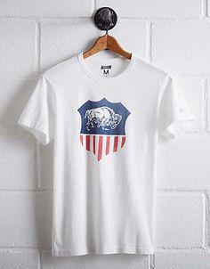Tailgate Men's Buffalo Seal T-Shirt - Free Returns