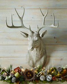 Buck+Head+Wall+Mount