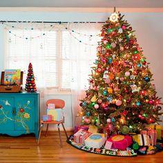 Decorando o Natal