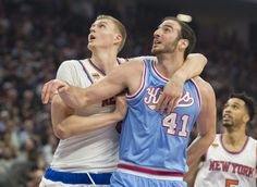 Report: Rockets targeting C Kosta Koufos in trade talks = In an effort to fill a void in the front court, ESPN reporter Marc Stein reports the Houston Rockets are targeting Sacramento Kings center Kosta Koufos in trade conversations. Koufos is…..