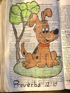 The righteous one is caring for the soul of his domestic animal. Scriptures For Kids, Bible Scriptures, Bible Book, Bible Journal, Philippians 4 13, Spiritual Warfare, Scrapbook Sketches, Mail Art, Art Journaling