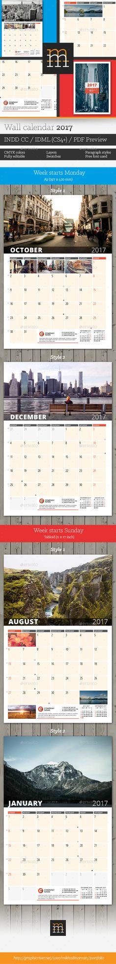 Wall calendar a3 2018 v11 wall calendars as and calendar saigontimesfo