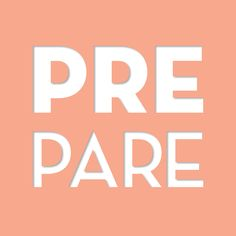 Episode 3 of The Prepare Podcast a Podcast for Women