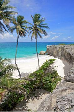 ile tropicale avec une plage de sable blanc et une mer turquoise