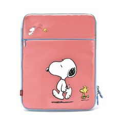 iLuv ICP2013CSPNK Custodia Snoopy Sleeve per Tutti gli iPad, Colore Rosa: Amazon.it: Informatica
