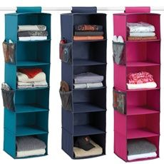 Closet organization - towels, shoes, anything