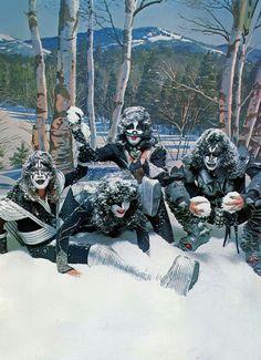 kiss christmas 1976 - Google zoeken
