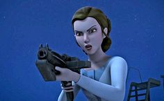 star wars rebel princess leia | Watch a clip from Star Wars Rebels season 2 episode 10 – 'A ...