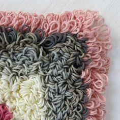 byHaafner shares 3 reasons to love loops in #crochet