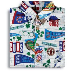 Chicago Cubs Hawaiian Shirt by Reyn Spooner at SportsWorldChicago.com  Chicago Cubs Gifts 337c1295b