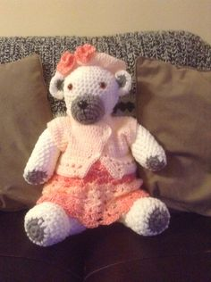 Teddy for my sister in laws birthday