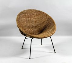 1950 s Wicker Womb ChairEames Plastic Chair DSW 3d model by DC   Our 3D models   Pinterest  . Eames Wicker Womb Chair. Home Design Ideas
